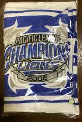 PACIFIC LEAGUE CHAMPIONS 2008埼玉西武ライオンズ新品未開封