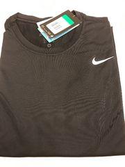 メンズ ナイキ トレーニングTシャツ黒