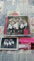 希少AKB48 制服が邪魔をする 初回盤