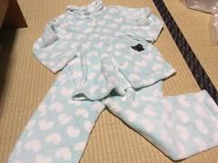 あったかパジャマ☆水色