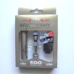 ★新品★電子タバコ supreme シュプリーム USB充電式 ゴールド★