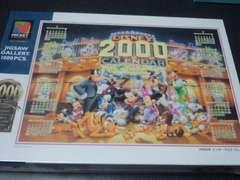 ディズニージグソーパズルカレンダー