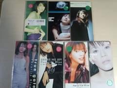 Favorite Blue CDSシングル7枚セット☆