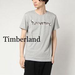 定価4,860円 Timberland【新品タグ付き】ロゴスリムTシャツ