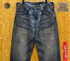 廃盤リーバイス553-03リラックスストレートW34(92cm)股下88cm