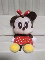 ディズニー もっちりぬいぐるみ ミニーマウス
