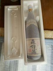 幻のプレミアム焼酎、森伊蔵1.8L