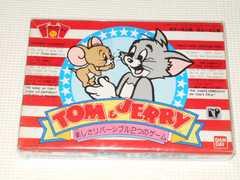 トムとジェリー 楽しさリバーシブル2つのゲーム パーティジョイ