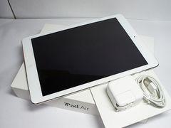 ▲中古▲SOFTBANK iPad Air Cellular 64GB シルバー▲