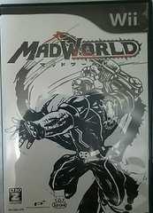 Wii マッドワールド