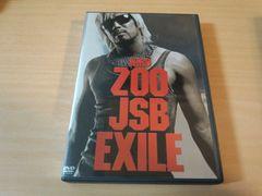 HIRO DVD「ZOO→JSB→EXILE」J SOUL BROTHERS3枚組●