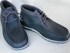 クラークスCLARKS新品ミッドカット ブーツ65996us8
