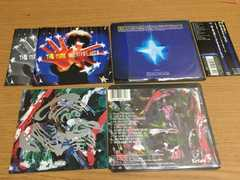 CD☆ The Cure 2枚 - Greatest Hits & Mixed Up 不織布