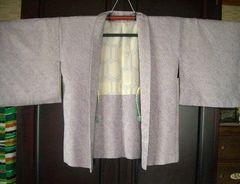 正絹総絞りの 羽織