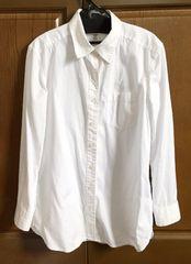GAP☆ボーイフレンドシャツ☆白