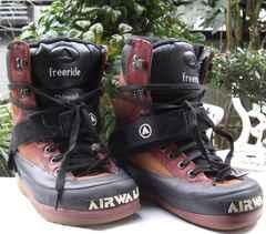Airwalk Freeride Snowboarding Boots Thinsulate中古品!