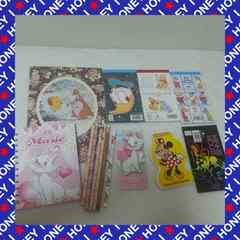 ディズニー☆文房具セット(о´∀`о)ミッキー、ミニー、マリー