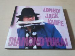 ダイアモンド☆ユカイCD「LONELY JACK KNIFE」初回盤 廃盤●