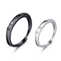 1円〜即日発送★カップル フリーサイズ リング 11号〜23号 指輪