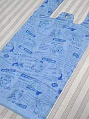 キュートレジバッグ★コミック30枚★可愛いレジ袋