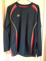 ミズノ ランバードの長袖シャツ