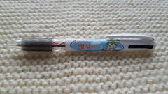 【ふっかちゃん★2色ボールペン】赤と黒の色♪未使用♪美品♪