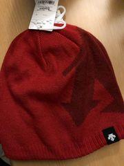 デサント ニット帽子