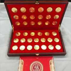 1点限定早い者勝ち!激レア パンダ記念金貨コイン大全38枚