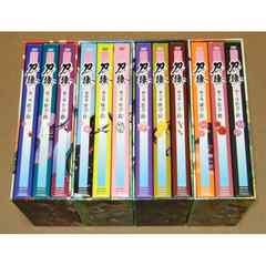 刀語 DVD 限定版 全12巻