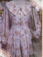 LIZ LISA(リズリサ)物語メルヘンワンピース ピンク