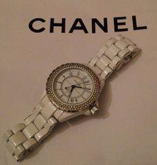 大特価!!CHANEL  J12 腕時計 ノベルティ