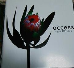 CD access Rippin'GHOST 帯あり アクセス貴水博之浅倉大介