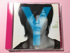 帯付き★山下智久 One in a million 初回限定盤A CD+DVD