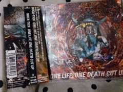 BUCK-TICK「OKE LIFE,ONE DEATH CUT UP」2枚組/帯付/櫻井敦司