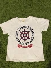 ★ハッシュアッシュ★マリン柄★半袖Tシャツ★
