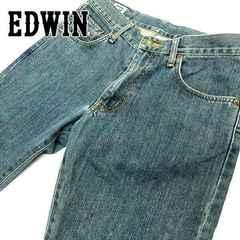 美品!! EDWIN エドウィン メンズ 404 デニムジーンズ U11