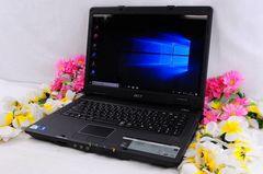 ブラック☆ACER-5330☆❤高速SSD搭載☆最新Windows10