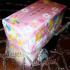 レア 新品 非売品 可愛い ウサハナ サンリオ BOX ティッシュ