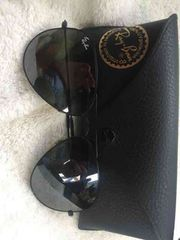 Ray-Ban AVIATOR LARGE METAL RB3025 002/40 58□14 3N