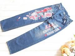 新品 CO&LU ココルル 定価¥9800 デニムパンツ ジーンズ