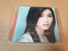 JYONGRI(ジョンリ)CD「Love Forever」初回限定盤DVD付●