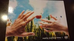 SOPHIA「everblue films-�T」DVD2枚組/松岡