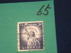 外国の切手 「アメリカ」 (65)