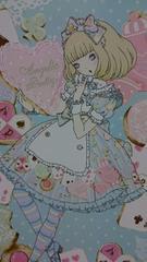 未使用ポストカード☆Wonder Cookie/ノベルティ