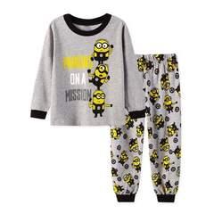 新品ミニオン120サイズパジャマ