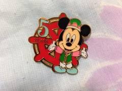 ディズニーシー5周年バッジミッキーマウスTDSTDRTDL