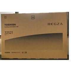東芝 32V型 ハイビジョンLED液晶テレビ REGZA 32S21
