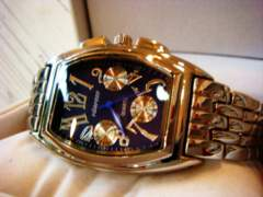 新作希少◆フランクミューラーTYPE 高級VITAROSO腕時計