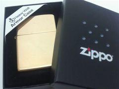 ☆ Zippo 169 アーマーヘビー ゴールド ☆ ジッポー 新品