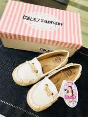 ◆ 新品 未使用 ◆ 箱付き! ピチレモン コラボ 20cm 靴